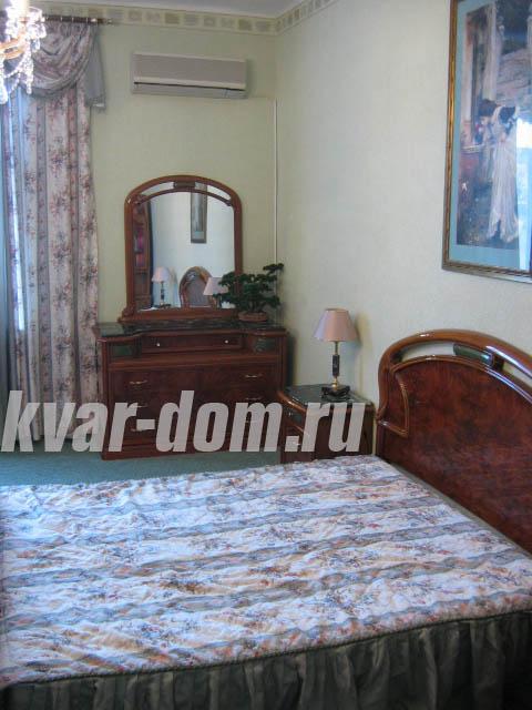 Сдам двухкомнатную квартиру в москве