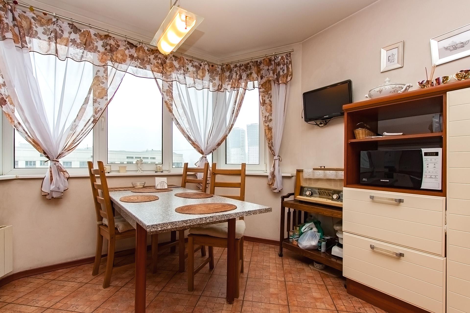 Продам 3-х комнатную квартиру в Москве, Полины Осипенко 22: moezhilye