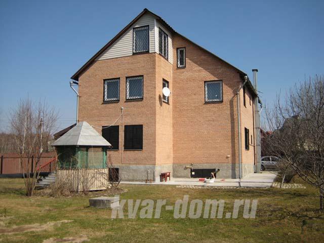 дом на лето, 30 км по Каширскому шоссе, д. Михеево.
