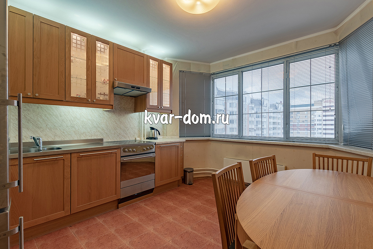 Снять квартиру бульвар Дмитрия Донского 11