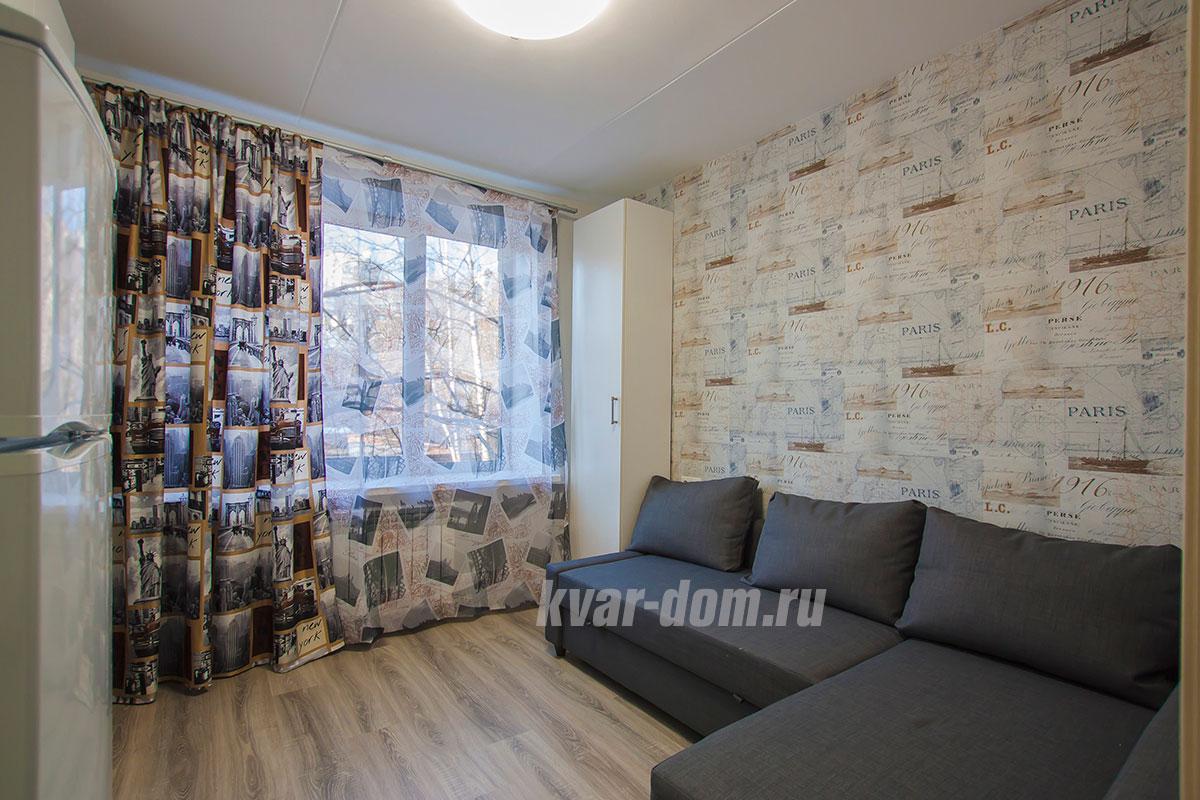 Сдам однокомнатную квартиру в Москве, Карбышева 19