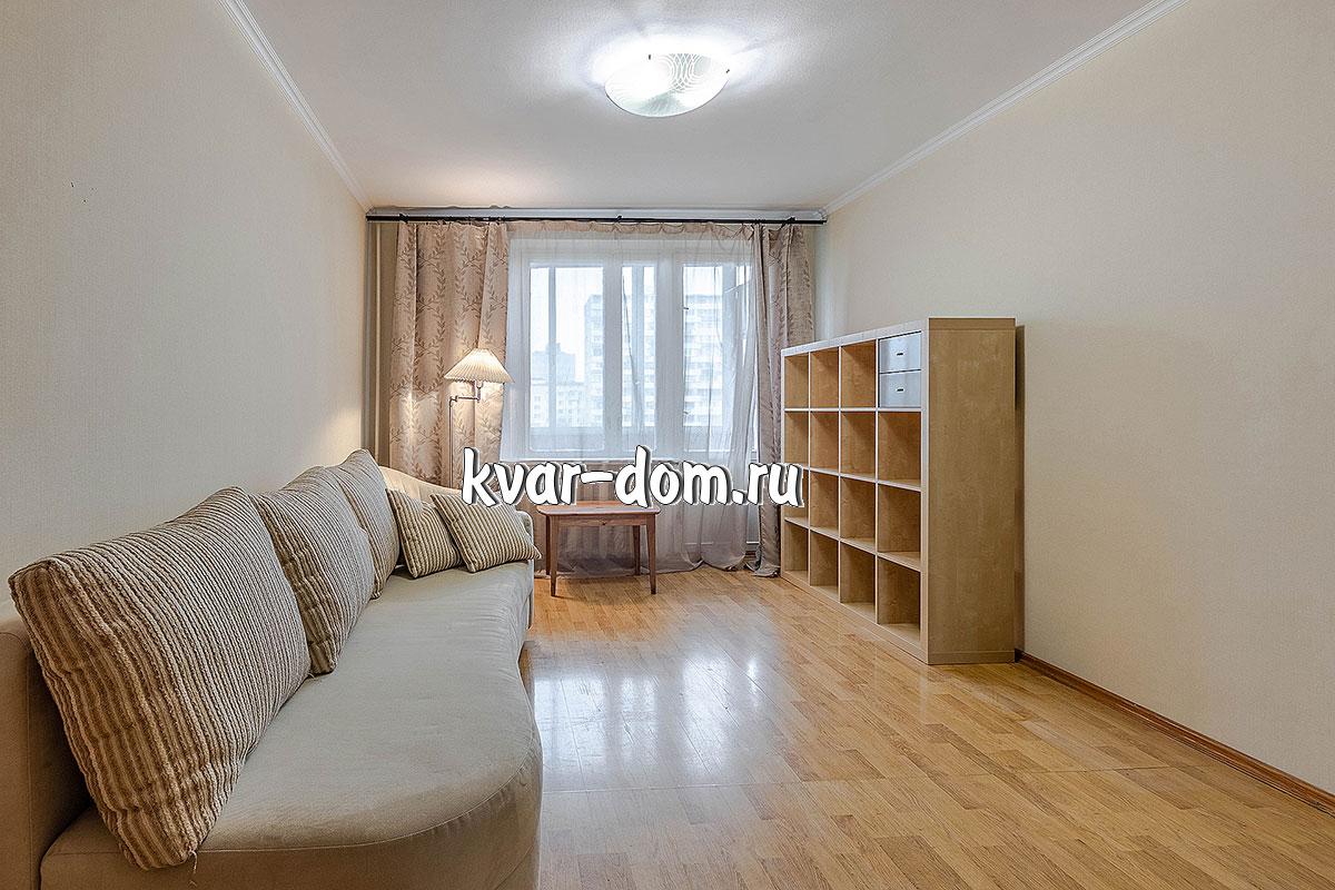 Снять квартиру Спортивная, М. Пироговская 27
