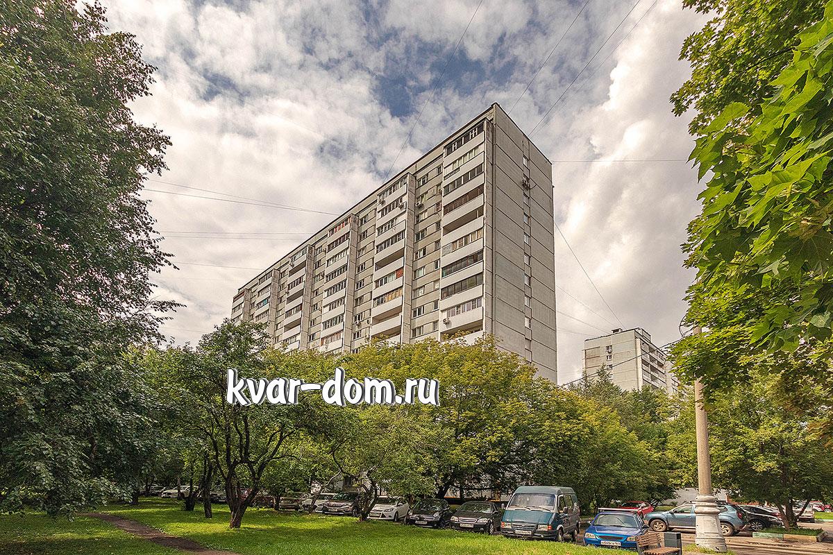 Снять квартиру Славянский бульвар, Матвеевская 36
