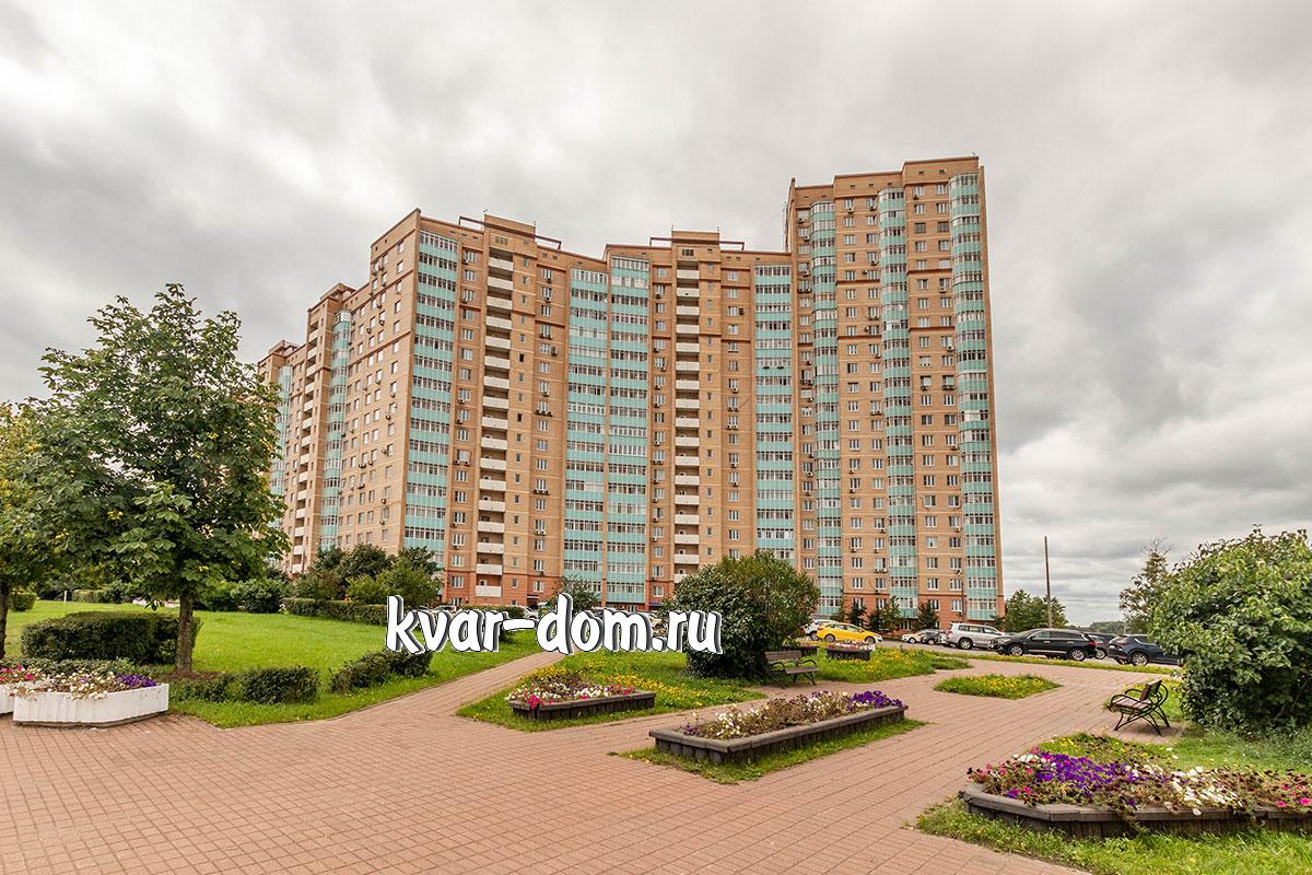 Снять квартиру Куркино, Новокуркинское 51