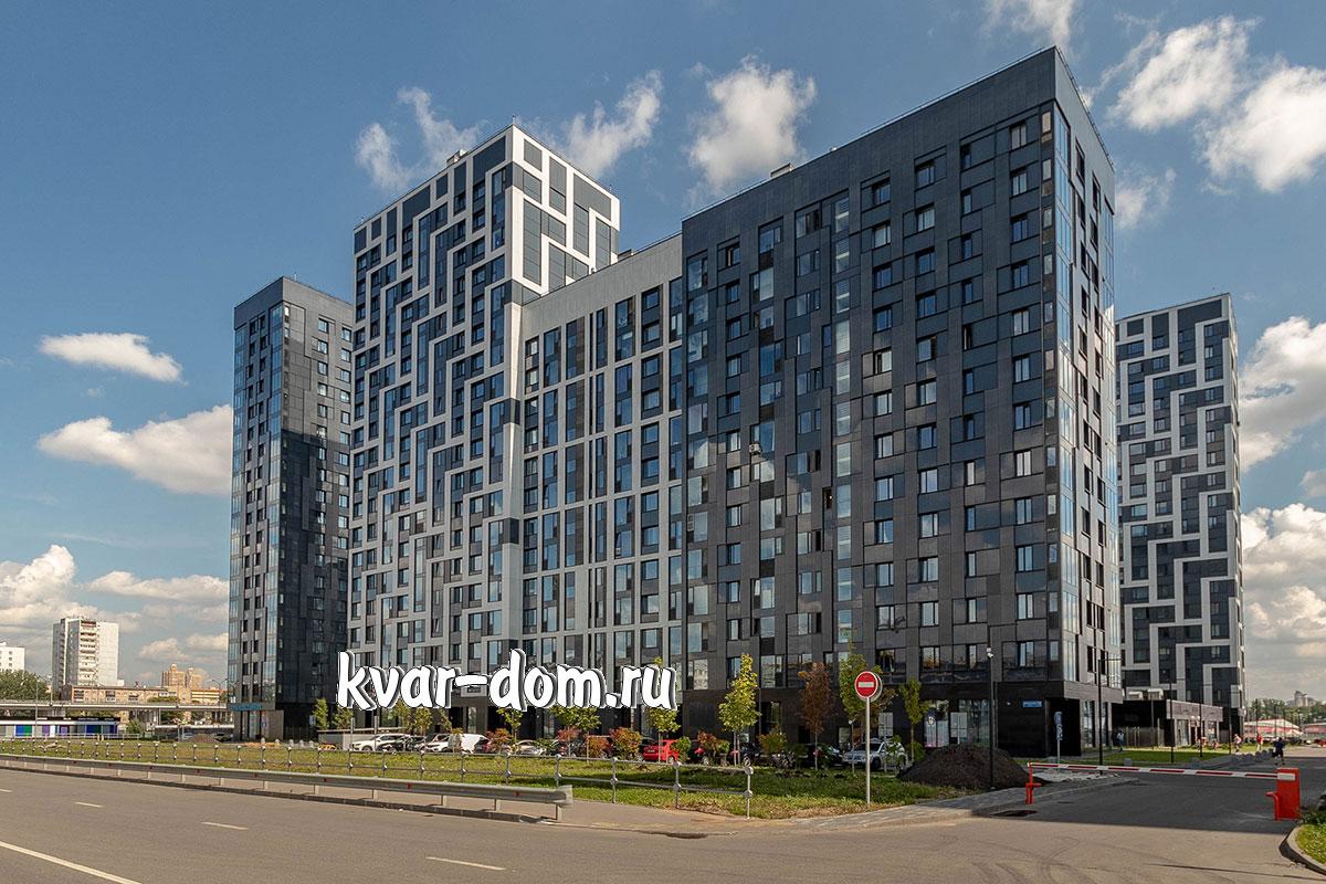 Снять квартиру ЖК Город на реке Тушино 2018