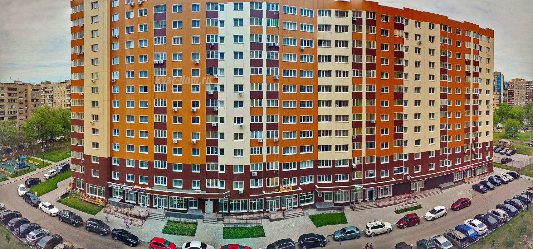 Снять квартиру Новокосино, Юбилейный 40
